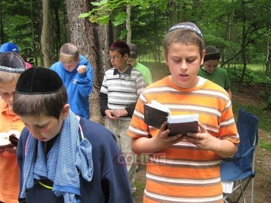 Camp Gan Israel overnight camping